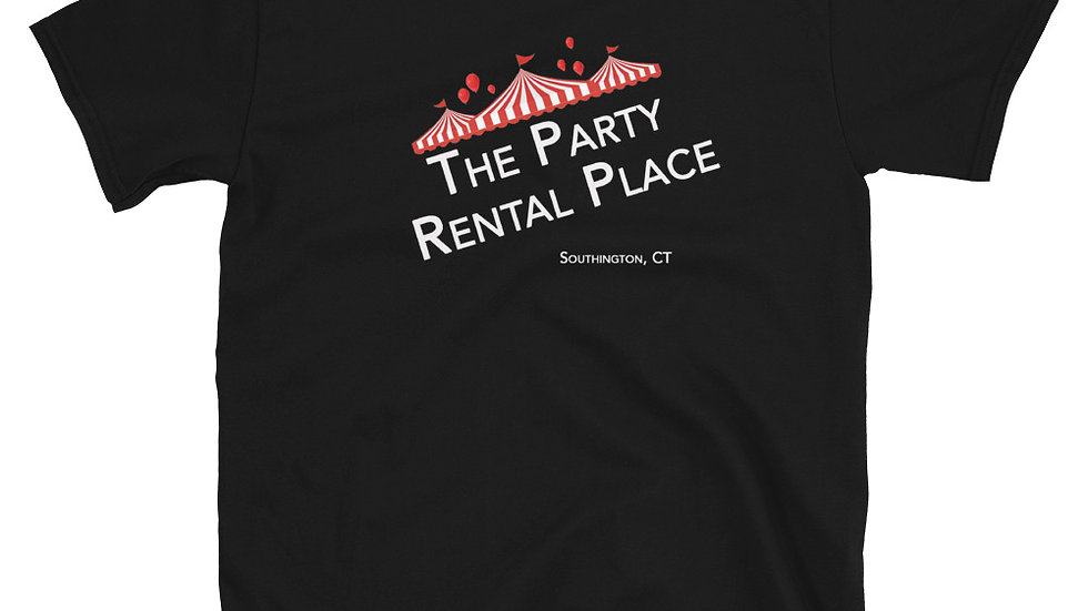 The Party Rental Place Shirt (100% Profits Donated to Bread For Life)