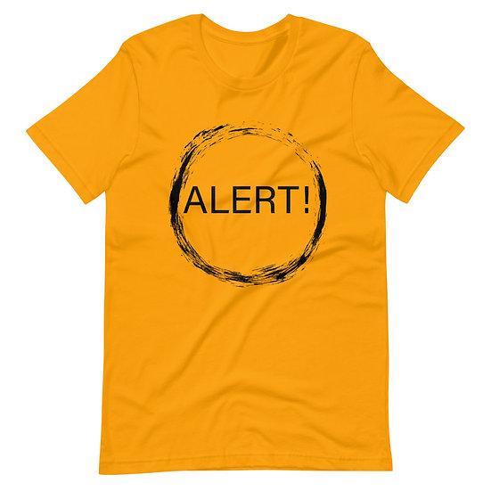 Circle Alert! - Short-Sleeve Unisex T-Shirt