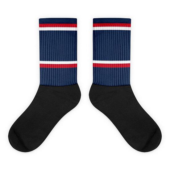 Columbus Blue Jackets Home - Socks