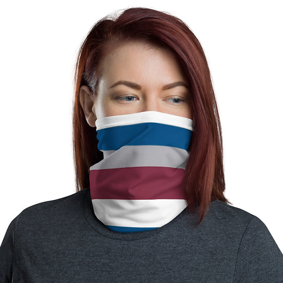 Colorado Avalanche Away -Neck Gaiter