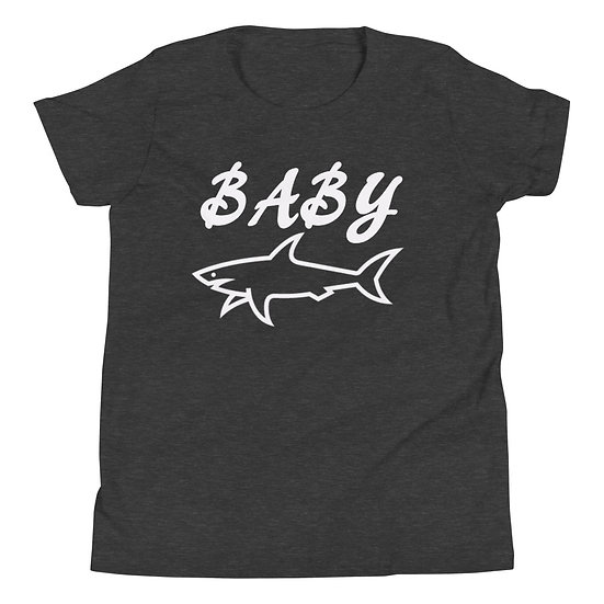 Baby Shark - Youth Short Sleeve T-Shirt