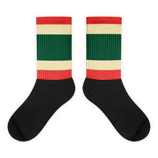 Minnesota Wild Home - Socks