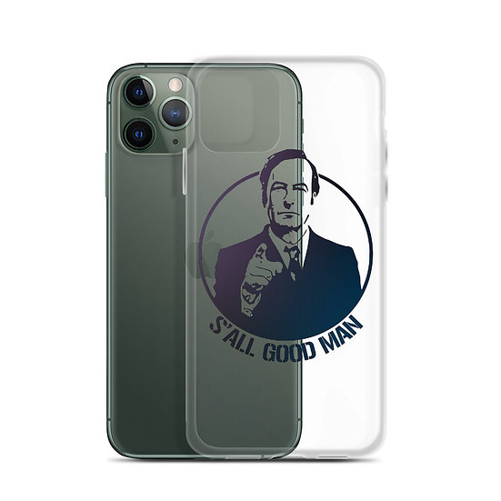 S'all Good Man - iPhone Case