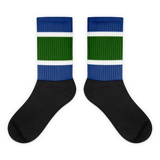 Vancouver Canucks Alternate 1 - Socks
