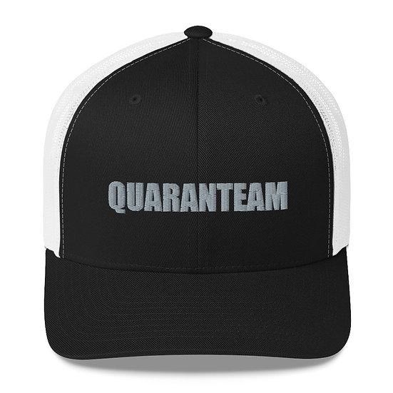 Quaranteam - Trucker Cap