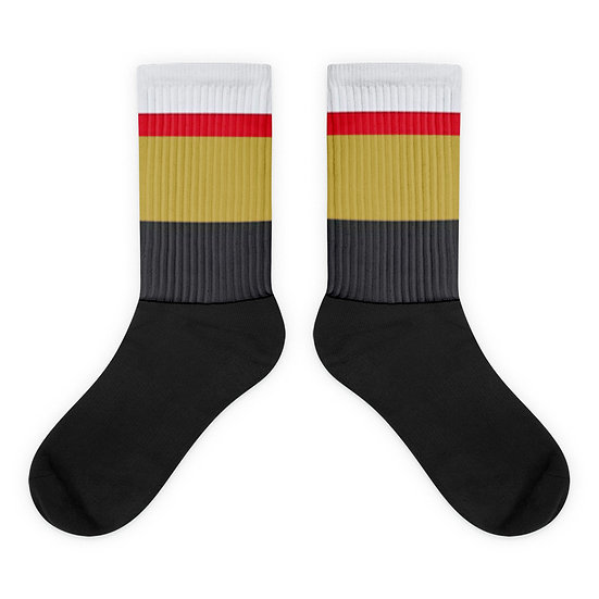 Vegas Golden Knights Away - Socks