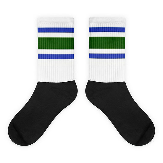 Vancouver Canucks Away - Socks