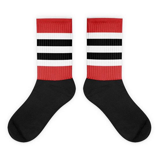 Chicago Blackhawks Home - Socks
