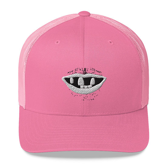 Six Teeth Apart - Trucker Cap