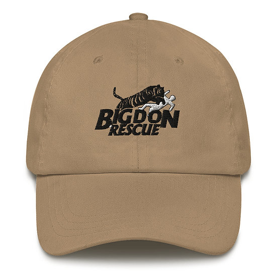 Big Don Rescue - Dad hat