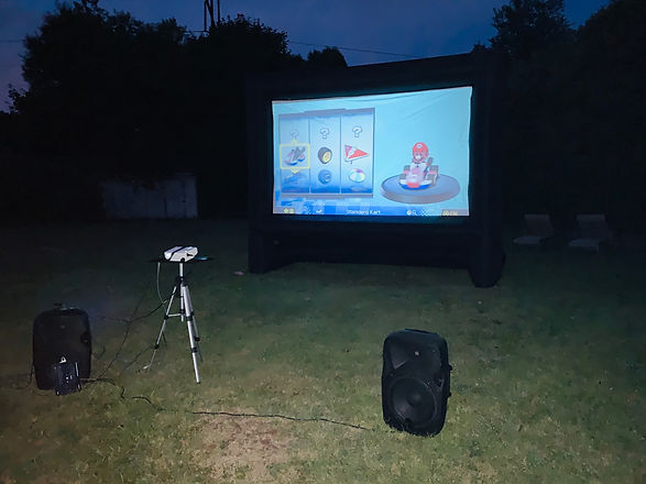 Open Air Cinema Game