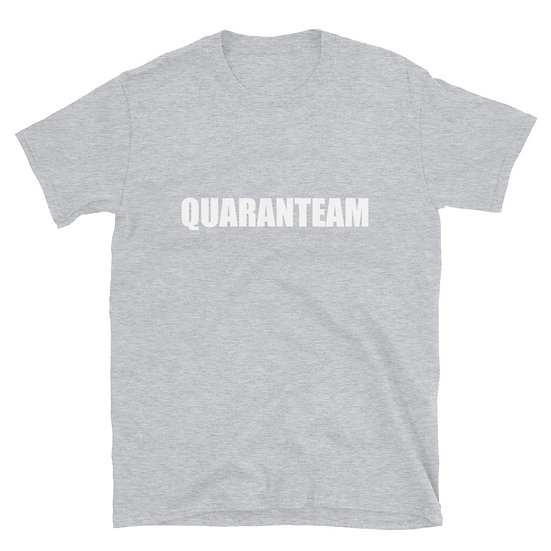 Quaranteam - Short-Sleeve Unisex T-Shirt