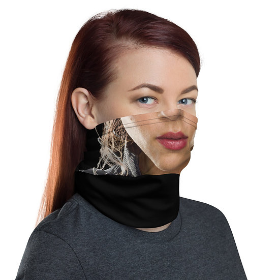 Black Widow - Neck Gaiter