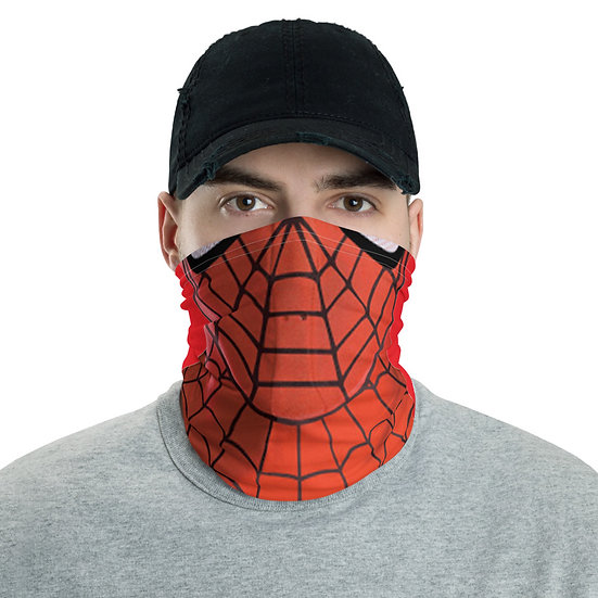 Spider Man Mask - Neck Gaiter