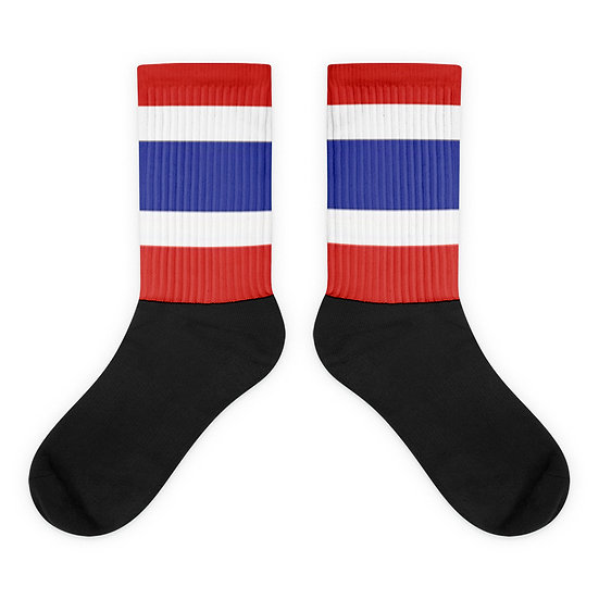 Montreal Canadians Home - Socks