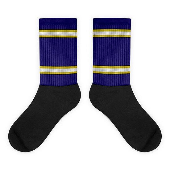 Baltimore Ravens - Socks
