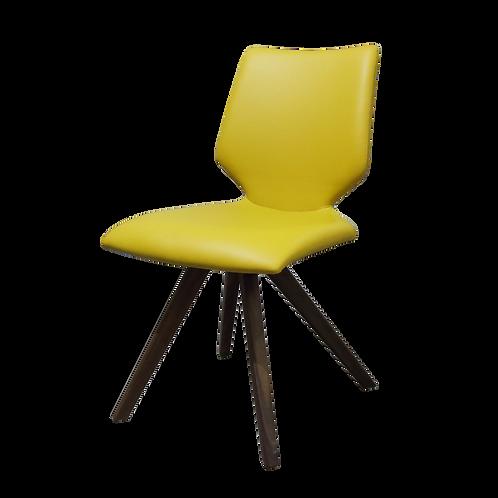 ARMIN 黃色皮椅