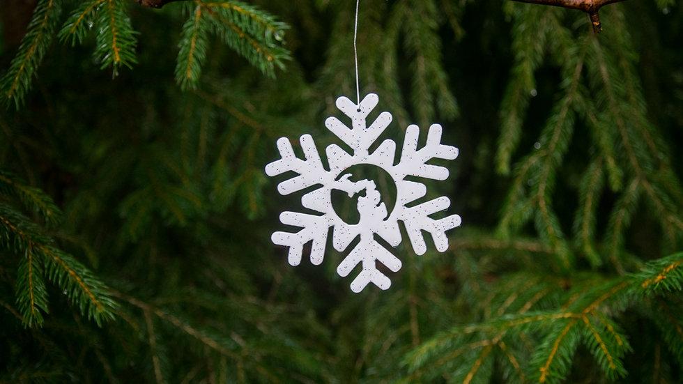 Michigan snowflake (style 6)