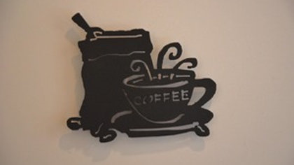 Coffee Cup & Bag Magnet
