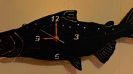 Chinook Salmon Clock