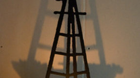 Windmill Candle Holder