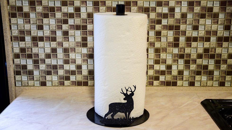Big Buck Paper Towel Holder