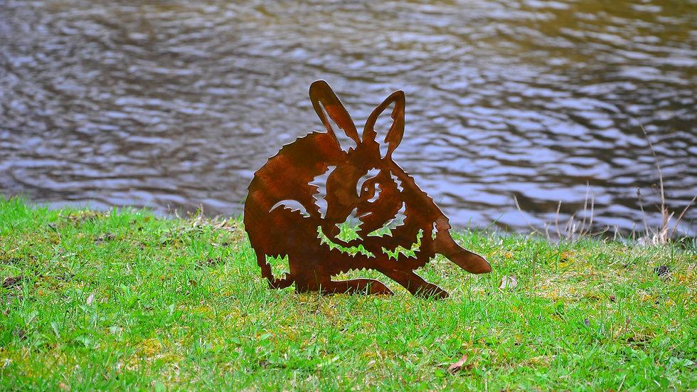 Rabbit Garden Stake