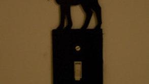 Moose Single-Toggle Switch Plate