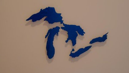 Great Lakes Set of Magnets