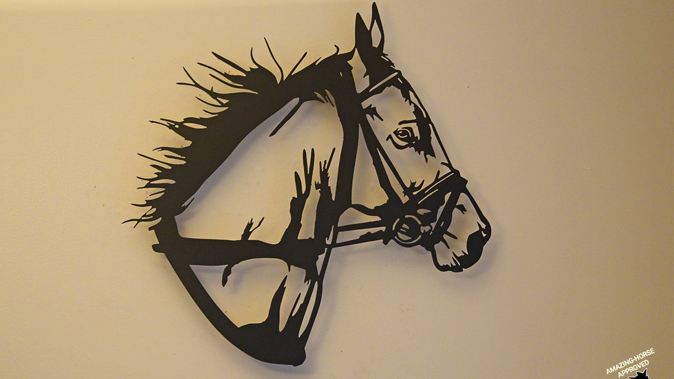 Amazing Horse Wall Hanging
