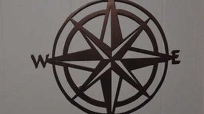 Nautical Compass Wall Hanging