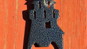 Lighthouse Copper Vein Keychain Bottle Opener