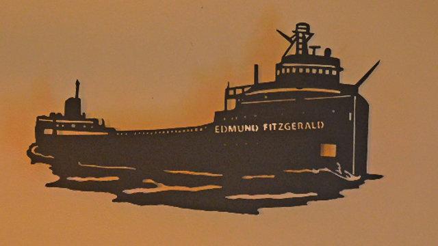 Edmund Fitzgerald Wall Hanging