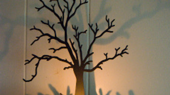 Bare Tree Candle Holder