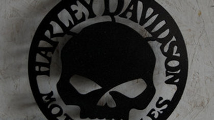 Harley Davidson Wall Hanging