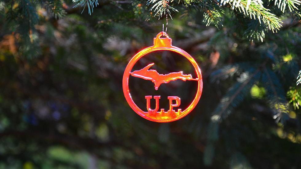 U.P. Bulb Ornament