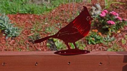Cardinal Deck Critter