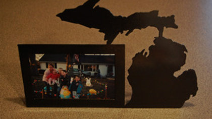 4 x 6 Michigan Tabletop Picture Frame