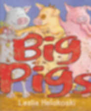 Image of Big Pigs book cover