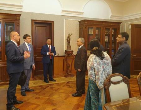 Визит делегации Верховного Суда Народной Республики Бангладеш