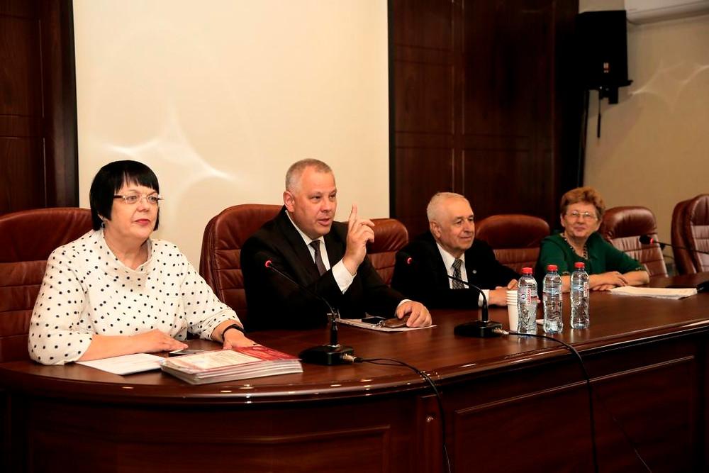 Л.В. Симанчева, В.В. Ляхницкий, Н.Г. Кулик, Л.А. Анциферова