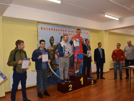 Сильнейших спортсменов судейского сообщества Приангарья выбрали в турнире по настольному теннису