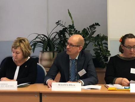 Организационно-правовые и социальные механизмы защиты прав ребенка в России и Финляндии