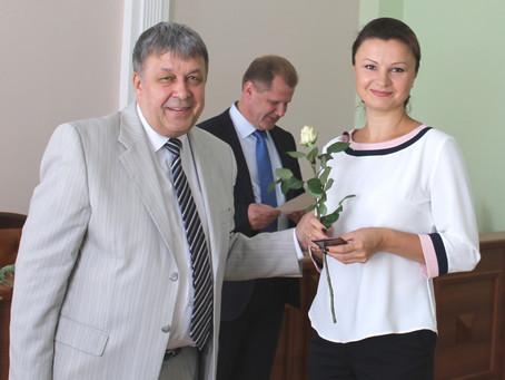 Тульское региональное отделение Российского Объединения Судей пополнилось новыми членами