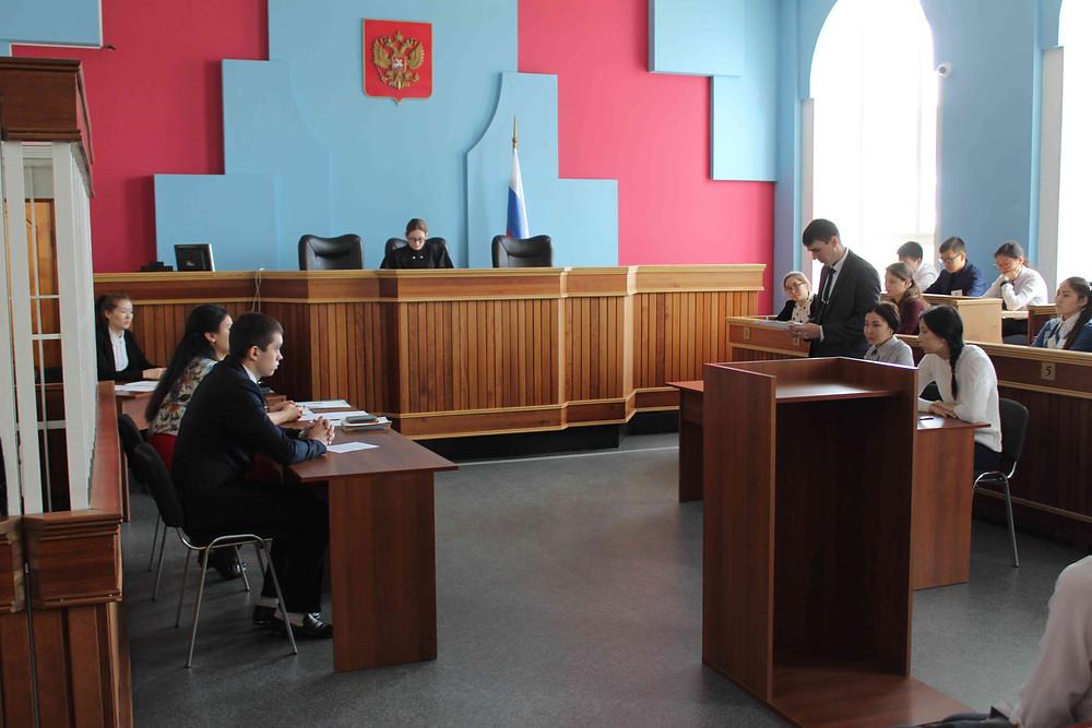 Выступление обвинения
