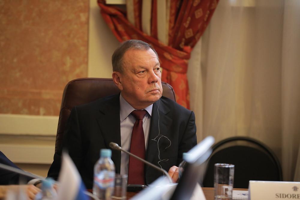Выступление Сидоренко  Ю.И. на форуме БРИКС