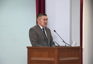 Заместитель председателя Верховного Суда Республики Алтай Сарбашев В.Б.