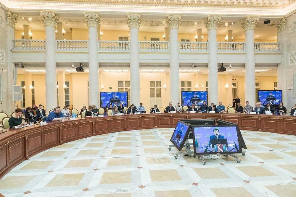 IX конференция Право и информация вопросы теории и практики выступление профессора Сергя Михайловича Шахрая