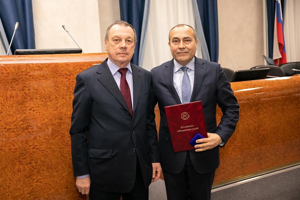 Ю.И.Сидоренко, А.Ф. Галиакберов