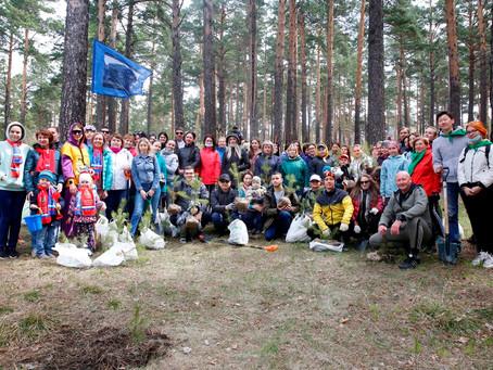 Чем больше отдаёшь, тем больше получаешь: благотворительная деятельность Иркутского отделения РОС